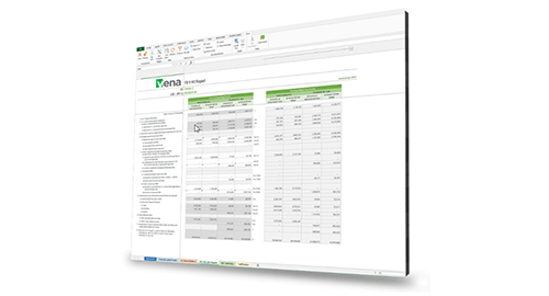 Vena regulatory reporting software - maximise Excel investment