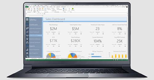 Vena revenue performance management for sales